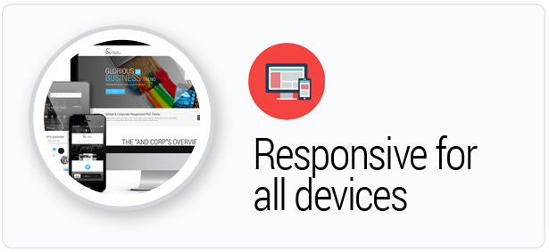 And | Responsive MultiPurpose HTML5 Template