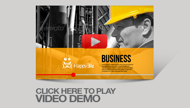 HappyBiz Multipurpose Keynote
