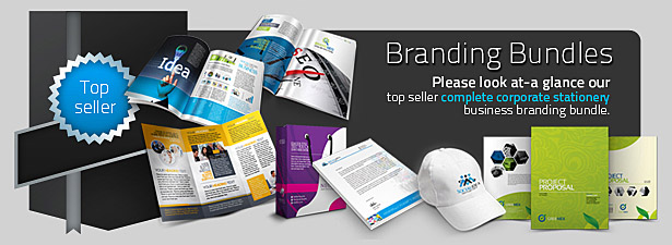 BrandSEO Creative CD Sleeve & Sticker
